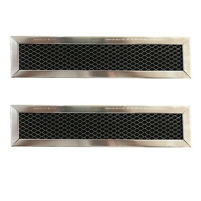 WB02X10943 2-5//8 X 11 X 3//8 GE Carbon Range Hood Filter