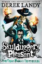 Skulduggery Pleasant (Skulduggery Pleasant - boo, Derek Landy, New