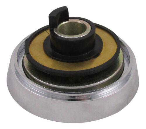 Kenworth//Peterbilt Economy Chrome Steering Wheel Hub Kit 3 Hole