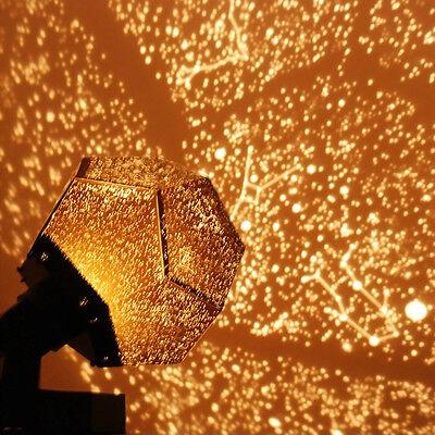 Startseite Romantische Schlafzimmer Nachtlicht Sternhauptprojektorlampe Himmel