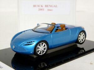 Ban-Seng-BAN048-1-43-2001-Buick-Bengal-Concept-Handmade-Resin-Model-Car