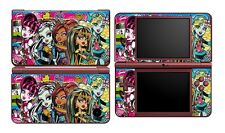 Monster High 314 Vinyl Decal Skin Sticker for Nintendo DSi NDSi XL LL
