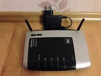 AVM FRITZBox Fon WLAN 7240 UMTS-Router, DECT - Wifi Repeater (Achtung ohne DSL)