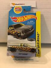 Chevy Silverado #132 * Zamac * 2014 Hot Wheels * H33