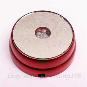 3-LED-Light-Round-Display-Stand-Base-For-Crystal-Ball-Paperweight-cocktail-Red