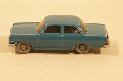 345 Tipo 1a Wiking Opel Rekord A 1965 - 1974/azur Blu-mostra Il Titolo Originale