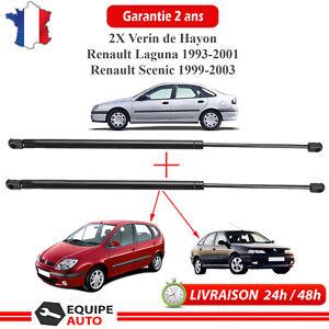 Vérin de Coffre Renault Laguna 1 de 1993 a 2001