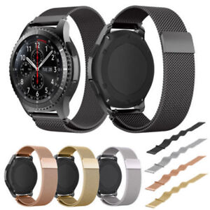 Milanese-Watch-Band-Stainless-Steel-Bracelet-Wristband-For-Samsung-Gear-S2-S3