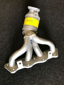 Fits 2012 2013 2014 2015 2016 Hyundai 1.6L Veloster Manifold Catalytic Converter