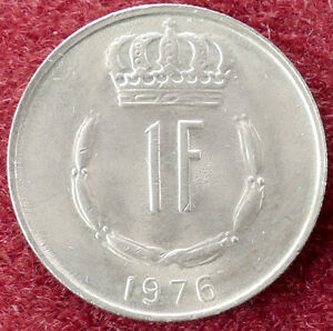 Luxembourg-1-Franc-1976-D1204