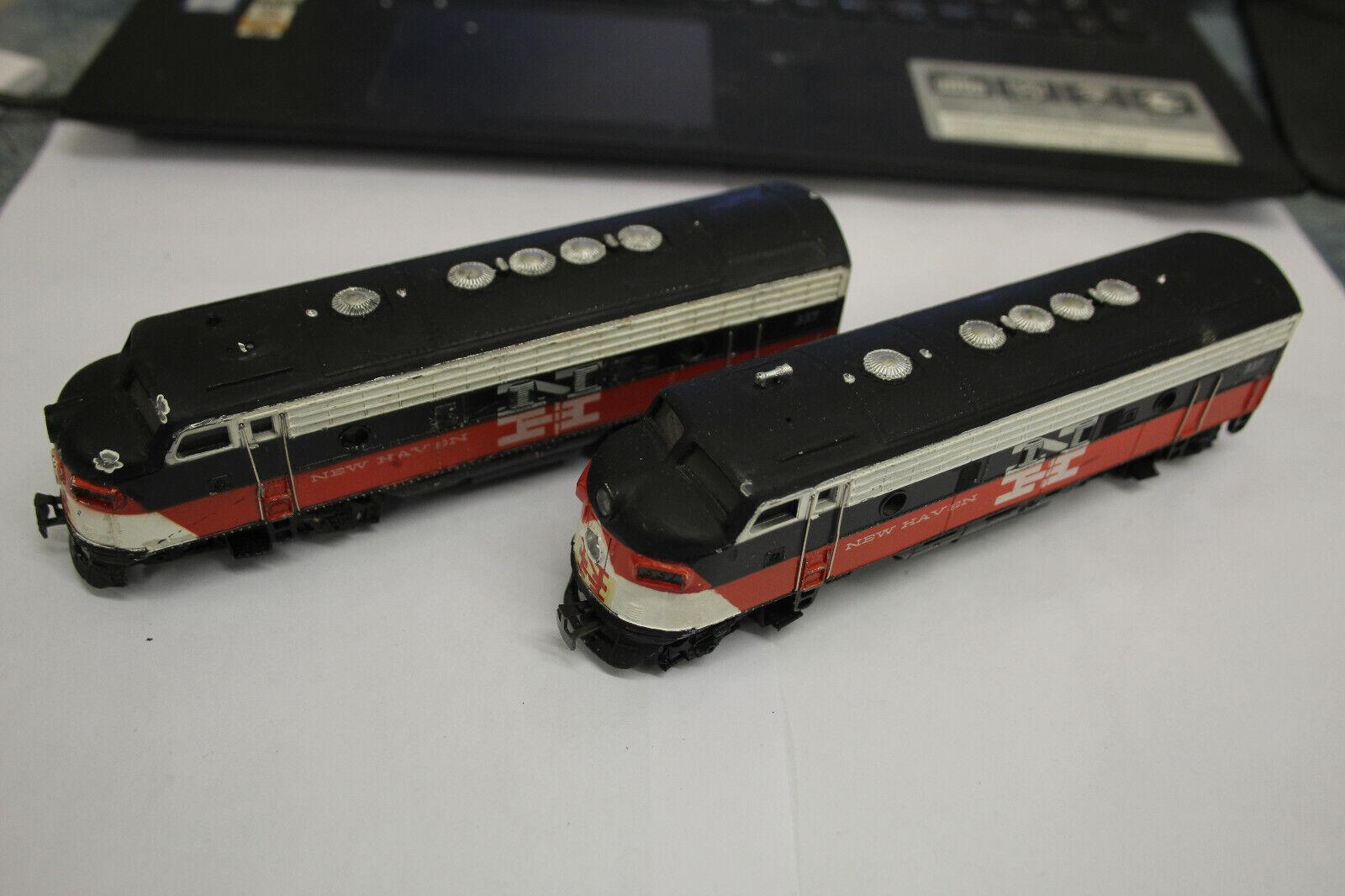 marklin HO h0 3062 4062 DieselLok BR f7 nuovo Haven con compleessito parte ow8420