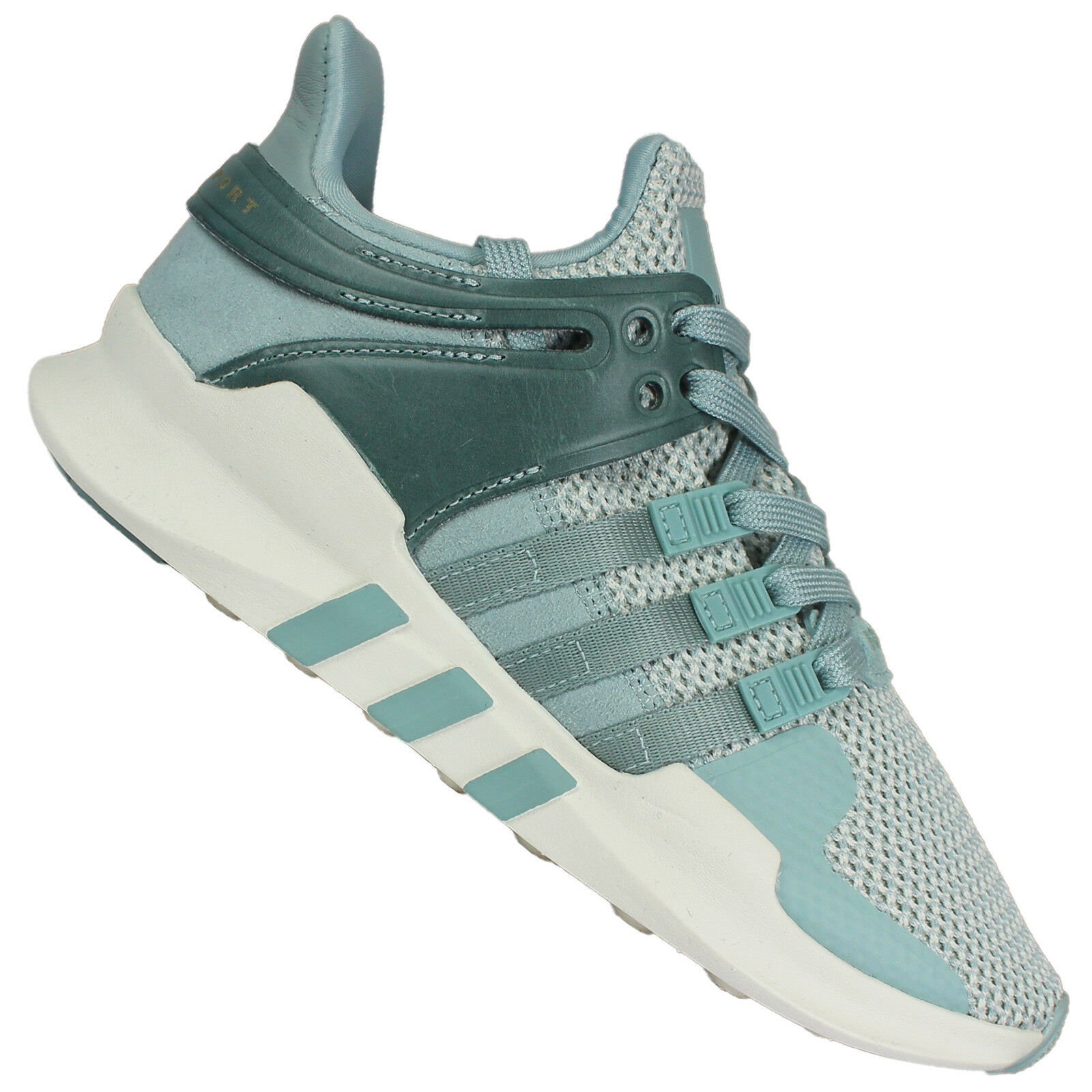 ADIDAS ORIGINALS EQT EQUIPMENT SUPPORT ADV RUNNING SCHUHE LAUFSCHUHE grey green