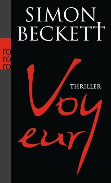 Voyeur von Simon Beckett (2013, Taschenbuch)
