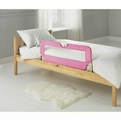 Cuggl Pink Bed Rail Bed Guard