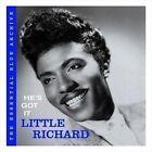 He's Got It by Little Richard (CD, Apr-2007, SPV Blue Label)