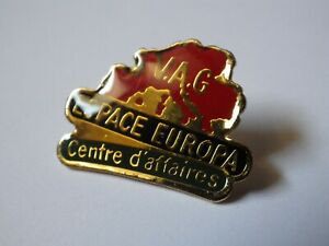 Pin-039-s-Vintage-Lapel-Pin-Collector-Advertising-VAG-Space-Europe-Lot-F147