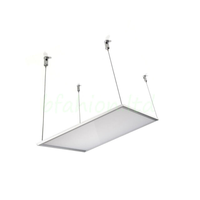 Led Panel Lights Hanging Ings Kit Wires For Suspended Ceiling Panels