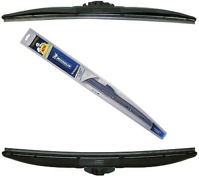 Pair Front Wiper Blades For BMW 5 Series E60 E61 2003-2010