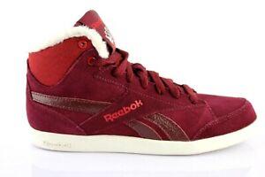 Super süße großer Verkauf Beförderung Details about Reebok Fabulista mid Alpine Trainers mid Padded Boots Low  Shoes V66200