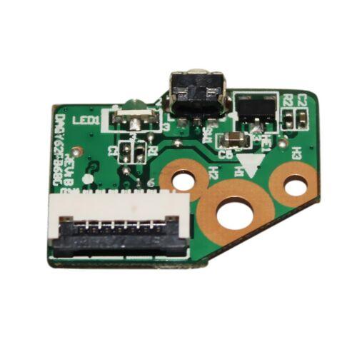 US Power button board for HP X360 774599-001 15-u000 CTO 15-U200 CTO 15-U100 CTO