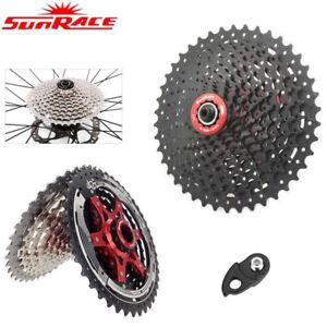 SunRace-8-9-10-11-Speed-MTB-Bike-Cassette-Bicycle-Flywheel-fit-Shimano-SRAM