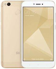 Xiaomi Redmi 4 3GB RAM - 32GB Gold 5 inch 13MP - Open Box - 6m Warranty