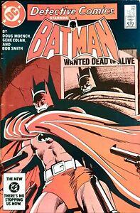 DETECTIVE-COMICS-546-VF-1985-CLASSIC-BATMAN-COVER-DC-Comics-BATMAN
