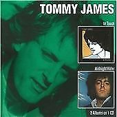 Tommy-James-In-Touch-Midnight-Rider-2011-CD-NEW-SEALED-SPEEDYPOST