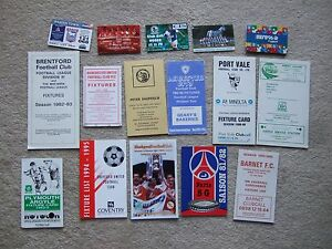 fixture card grimsby 19778 - Benfleet, United Kingdom - fixture card grimsby 19778 - Benfleet, United Kingdom