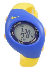 268c6296eabe Reloj Deportivo nuevo Nike Niños Triax Junior WR0017 Digital Azul ...