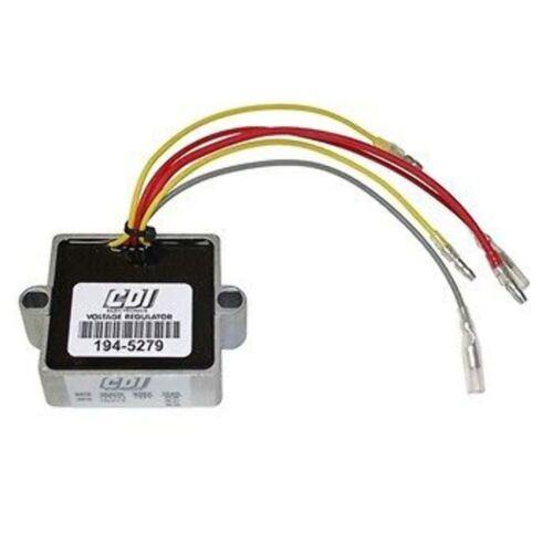 NIB Mercury 40-50-55-60-HP Voltage Regulator 1990 /& Up 16//40 Amp 815279T 883072T