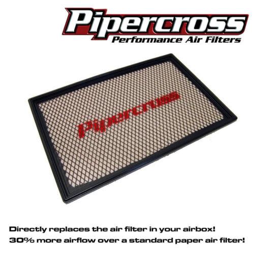 Pipercross Panel Del Filtro De Aire PP1128 Suzuki Swift Mk4 1.6 Sport 01//2012 />