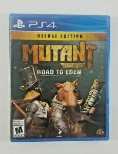New-Sealed-Mutant-Year-Zero-Road-to-Eden-Deluxe-Edition-PS4-PlayStation-4