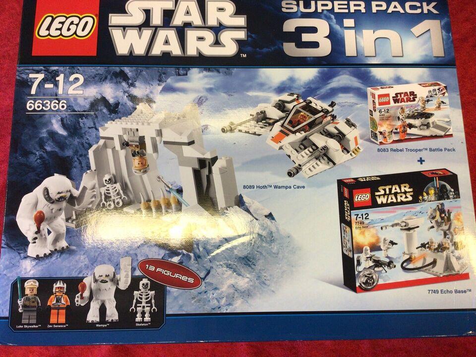 Lego Star Wars, 66366
