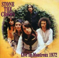 Live In Montreux 1972 - Stone The Crows (2002, CD NIEUW)