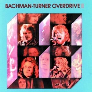 Bachman-Turner-Overdrive-II-CD-NEW