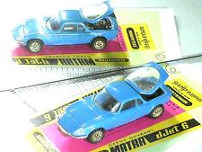 MATRA JET 6 1966/68  :  JOUET MINIALUXE 1967 bleue
