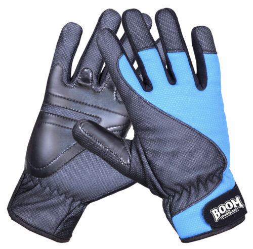 Leather Wheelchair Gloves Full Finger Bus Driving Thermal Cycling Motorbike