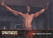 Spartacus Vengeance Episode Synopsis Base Card E8
