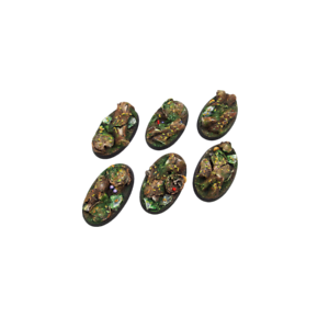 4 - *MicroArtStudio* Forest Bases Oval 60mm