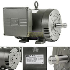75 Hp Replacement Motor 1 Phase 3450 Rpm 184t For Ingersoll Rand Compressor