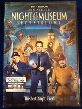 Night at the Museum: Secret of the Tomb (DVD, 2015) NEW