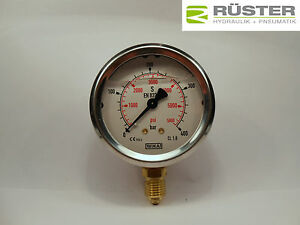 Hydraulik manometer