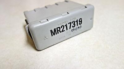mr217319 2001 2003 mitsubishi galant eclipse front ecu ecm computer oem a115