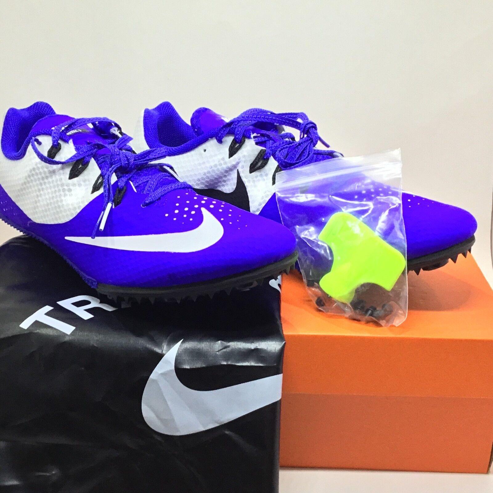Nike Zoom rival s Track and field hombre zapatos 12 806554-400 Brand Nuevo Talla 12 zapatos 13 f071e5