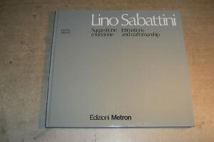 LINO-SABATTINI-INTIMATIONS-AND-CRAFTSMANSHIP-1979-ARGENTI-ARTE-ITALIAN-DESIGN