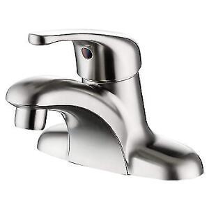 Enzo Rodi Erf1214255ap 10 Single Handle 4 Inch Centerset Bathroom