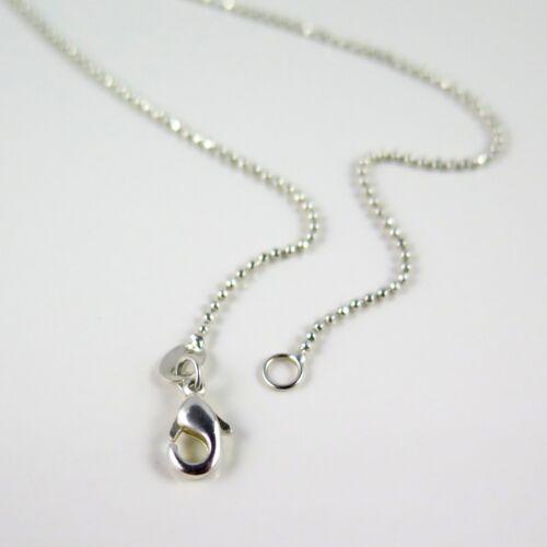 Hawaiischer Schmuck 925 Sterlling Silber Aloha Vertikal Anhänger Halskette