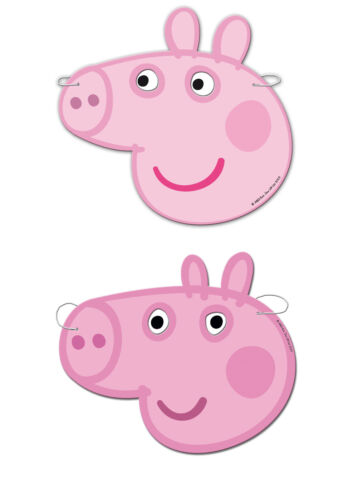 Peppa Pig Childrens Kids Birthday Party Favour Supplies Tableware Decorations