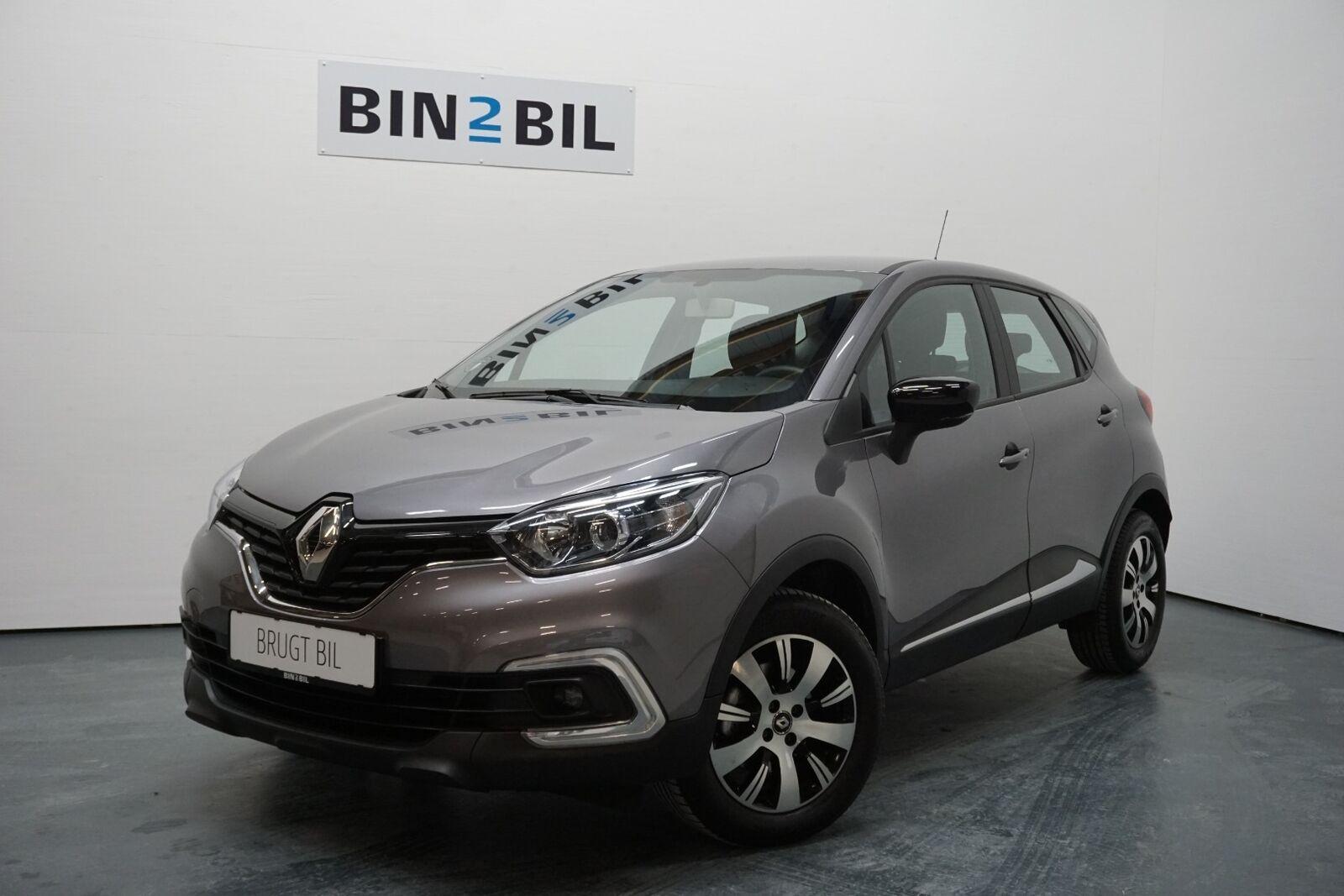 Renault Captur 1,5 dCi 90 Zen 5d - 155.555 kr.